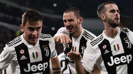 Juventus derrotó a Cagliari en la Serie A