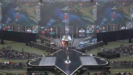 Más de 23.000 personas vibraron en la final del Mundial de League of Legends