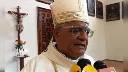 Arzobispo de Trujillo pide reflexionar sobre situación política