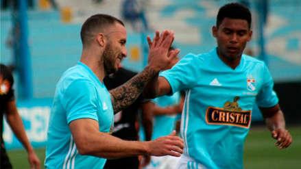 Sporting Cristal no tuvo piedad y goleó 6-0 a Ayacucho FC por el Torneo Clausura