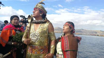 Magaly Solier y Nivardo Carrillo se convirtieron en Mama Ocllo y Manco Cápac [VIDEO]