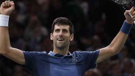 Novak Djokovic destronó a Rafael Nadal y se convirtió oficialmente en número uno del mundo