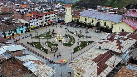Juzgado ordena restituir la plaza de armas de Santiago de Chuco