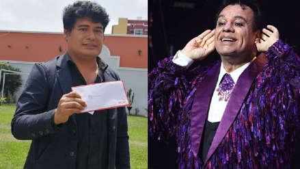 Supuesto hijo peruano de Juan Gabriel estrenará programa de televisión en Trujillo