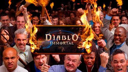 Blizzard está sorprendido de la catastrófica recepción de Diablo Inmortal, su próximo juego para celulares
