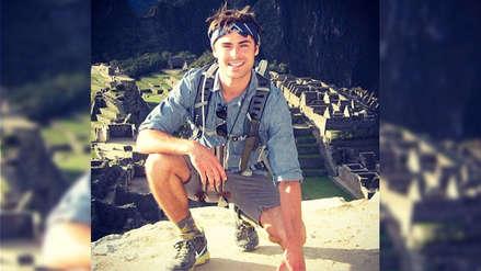 Zac Efron se encuentra en Lima para grabar un documental de Netflix
