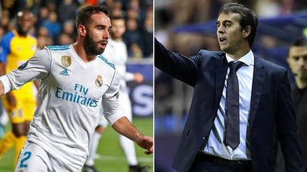 Real Madrid | Dani Carvajal: