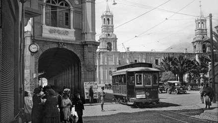 Video | Arequipa ya tuvo tranvía ¿sabes cómo era el servicio?