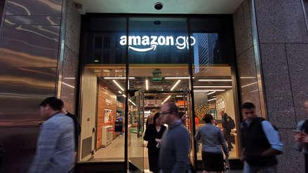 Un supermercado en donde no haces cola ni pasas por caja al salir: probamos Amazon GO en San Francisco
