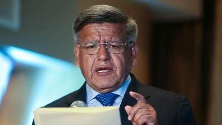 César Acuña será interrogado en la Fiscalía por investigación por lavado de activos