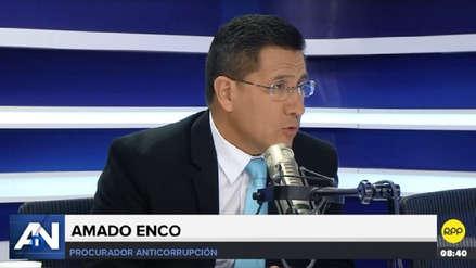 Amado Enco sobre César Hinostroza: