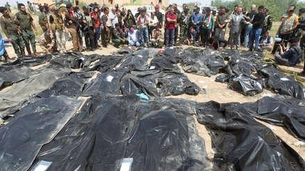 Hallan más de 200 fosas con restos de miles de civiles en Irak