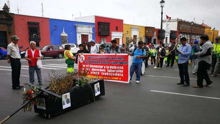 Alcalde de Trujillo minimiza paro de trabajadores de Segat