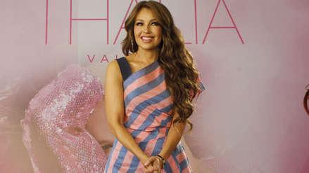 Thalía explicó el origen de su #ThalíaChallenge: