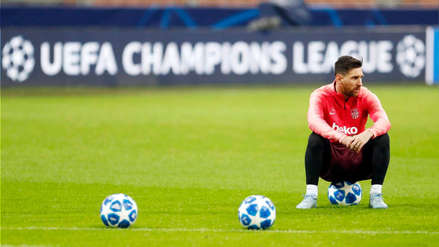 Lo que se sabe hasta ahora del posible regreso de Leo Messi en el Inter vs. Barcelona