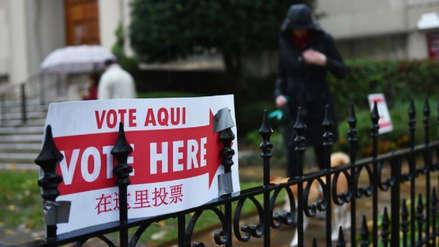 Twitter borró miles de cuentas que promovían la abstención en las elecciones de EE.UU.