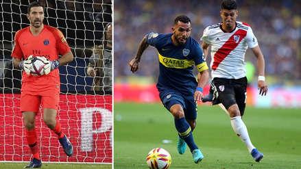 Boca Juniors vs. River Plate: Gianlugi Buffon reveló qué equipo le gustaría que gane la Copa Libertadores