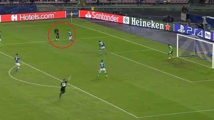PSG vs. Napoli: la brillante jugada de Mbappé que terminó en el gol de Bernat