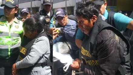 Padres confesaron que vendieron a su bebé por 4 mil soles tras operativo en Arequipa