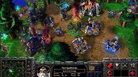 Warcraft 4 no se encuentra en los planes de Blizzard