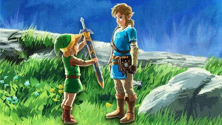 Nintendo está buscando personal para trabajar en The Legend of Zelda
