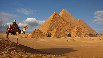 Nuevo hallazgo revela cómo los egipcios lograron transportar enormes rocas para las pirámides