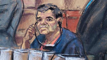 Miedo, series de 'narcos' y un Michael Jackson: así fue el primer día del juicio a 'El Chapo' Guzmán