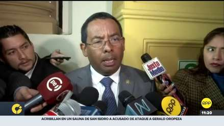 Subcomisión no verá denuncias contra Pedro Chávarry en las próximas cuatro sesiones