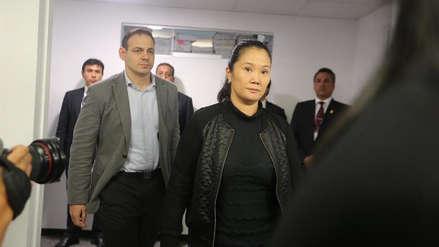 Keiko Fujimori: Pérez y Concepción ahora se preparan para enviar a prisión a mi esposo