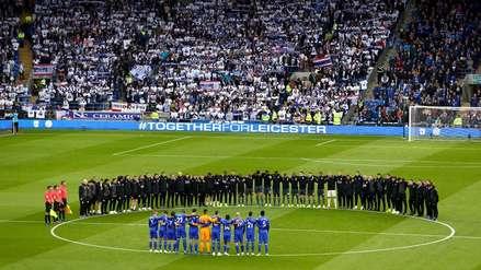 Leicester City homenajeará a su presidente fallecido en la próxima fecha de la Premier League