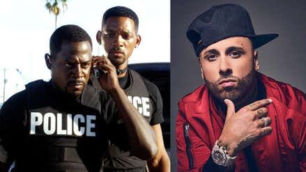 """""""Bad Boys 3"""": ¿Nicky Jam audicionó para la tercera entrega de la cinta de Will Smith?"""