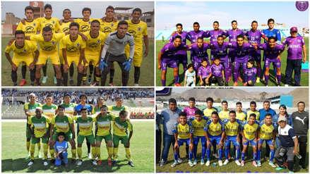 Copa Perú 2018: programación de los partidos de ida de los cuartos de final del 'fútbol macho'