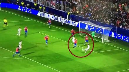 Real Madrid vs. Viktoria Plzen: Gareth Bale y su exquisita definición para marcar el 4-0
