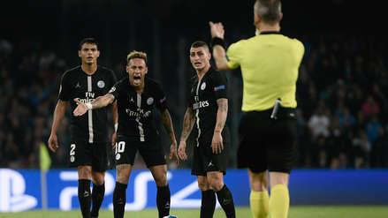 Neymar explota con el árbitro que dirigió al PSG en Champions League y le lanza fuerte crítica