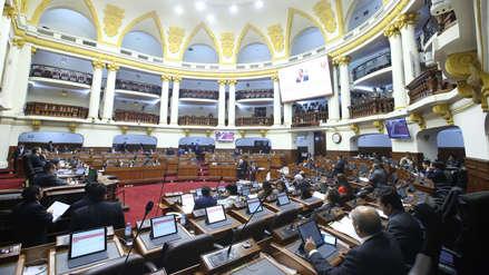 Congreso debate informe final de la Comisión Lava Jato