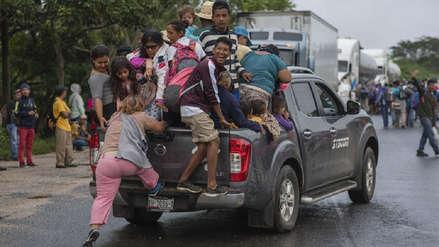 Honduras, Guatemala y México reportan desaparición de un centenar de migrantes que iban hacia EE.UU.