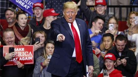 La amenaza de Donald Trump a quienes no lo apoyaron en campaña: ¡Que digan adiós!