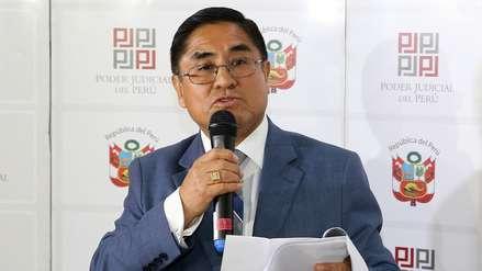 Fiscalía allana el domicilio del exjuez César Hinostroza Pariachi