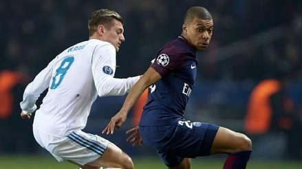Real Madrid ofreció 214 millones por Kylian Mabppé pero el jugador eligió al PSG