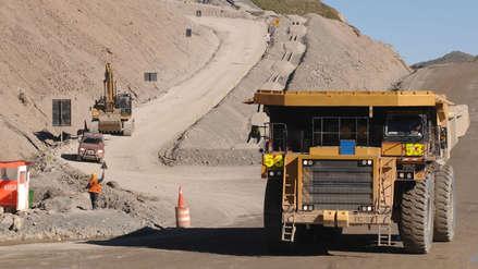 Inversión minera creció 48% en setiembre y sumó US$489 millones