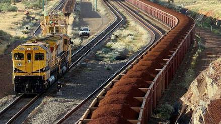 Nadie sabe cómo: Gigantesco tren de casi 300 vagones recorrió 90 km. sin conductor [VIDEO]