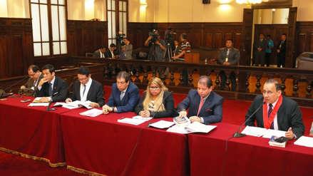 Poder Judicial dictó impedimento de salida del país contra tres exmiembros del CNM