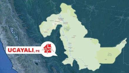 Ucayali | Un sismo de magnitud 4.2 sacudió Aguaytía esta tarde