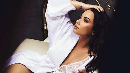 Demi Lovato regresa a las redes sociales y compartió esta inédita fotografía