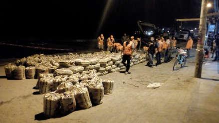 Vecinos de Huanchaco piden solución definitiva a la erosión costera