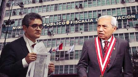 Domingo Pérez criticó a Chávarry por declarar que puede removerlo: Da mensaje a potenciales testigos