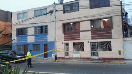 Un hombre mató a su esposa, hija y cuñado, y luego se suicidó en el Cercado de Lima