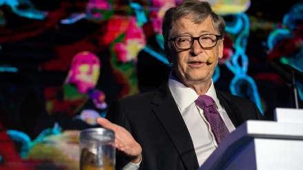 Bill Gates presenta en Pekín un novedoso inodoro que funciona sin agua