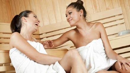 Conoce los beneficios de acudir al sauna