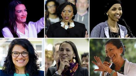 Fotos | Los nuevos rostros de la política estadounidense tras las elecciones de este martes